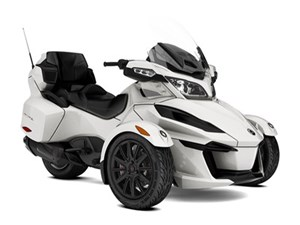 Can-Am Spyder® RT 6-speed semi-automatic with reverse (SE 2018