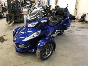Can-Am Spyder® RT-S SM5 2012