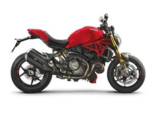 Ducati Monster 1200 S Red 2018
