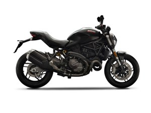 Ducati Monster 821 Dark Stealth 2018