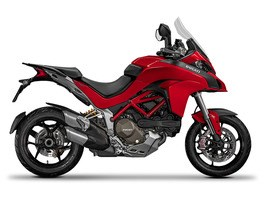 Ducati Multistrada 1200 S Red 2015