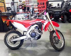 Honda CRF® 450RX 2017