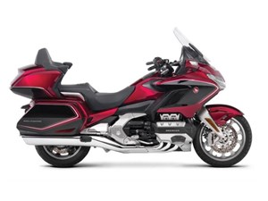 Honda Gold Wing® Tour DCT Airbag 2018