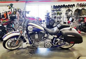 Harley-Davidson FLSTNSE - CVO™ Softail® Deluxe 2014