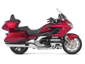 Honda Gold Wing Tour Candy Ardent Red 2018