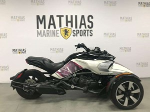 Can-Am Spyder F3S SE6 automatique 2016