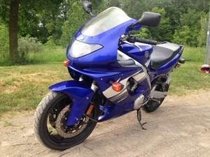 Yamaha YZF600 2006