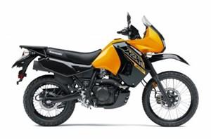 Kawasaki KL650EJF 2018