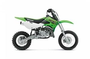Kawasaki KX65 2018
