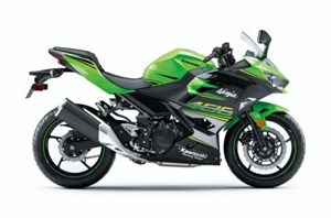 Kawasaki Ninja 400 ABS KRT 2018