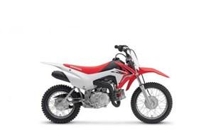 Honda CRF110F 2018
