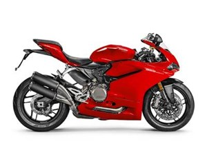Ducati 959 Panigale Red 2018
