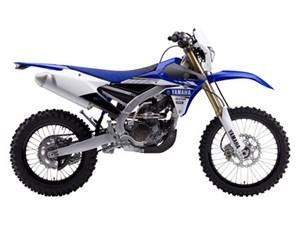 Yamaha WR250F 2017