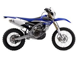 Yamaha WR450F 2017