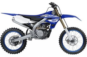 Yamaha YZ450F 2019