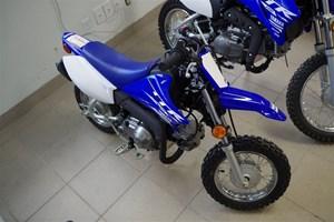 Yamaha TTR50EJ TT-R50E 2018