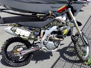 Suzuki RMZ 450 2009