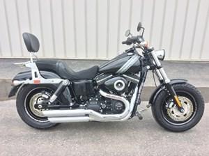 Harley-Davidson FXDF - Dyna® Fat Bob® 2014