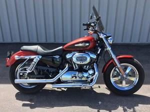 Harley-Davidson XL1200C - Sportster® 1200 Custom 2013
