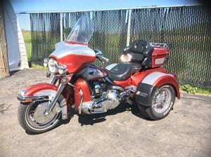 Harley-Davidson / Lehman FLHTCUI ULTRA-CLASSIC TRIKE CONVERSION 2000