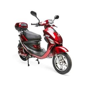GIO MOTORS ITALIA PREMIUM (BURGUNDY) 2018