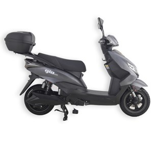 GIO MOTORS FALCON (BLACK) 2018