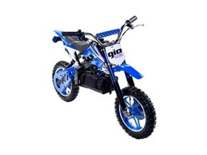 GIO MOTORS ONYX DIRT BIKE (BLUE) 2018
