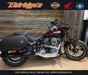 Harley-Davidson FLSB - Softail® Sport Glide™ 2018