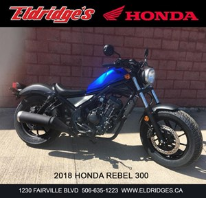 Honda Rebel®300 ABS 2018