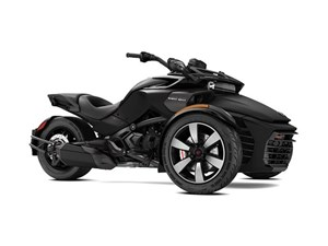 Can-Am Spyder® F3-S 6-Speed Manual (SM6) 2017