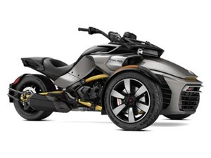 Can-Am Spyder® F3 6-Speed Manual (SM6) 2017