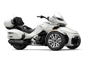 Can-Am Spyder® F3 Limited 6-Speed Semi-Automati 2017