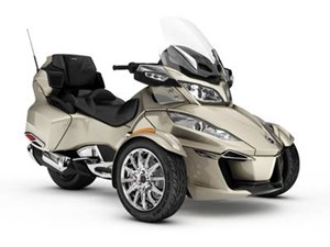 Can-Am Spyder® RT Limited Chrome 2018