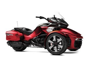 Can-Am Spyder® F3-T 2018