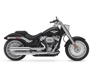 Harley-Davidson FLFBS - Softail® Fat Boy® 114 2018