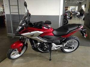 Honda NC750X® DCT 2018