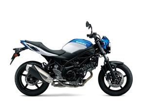 Suzuki SV650 ABS 2018