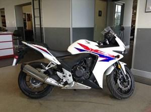Honda CBR 500RA 2013
