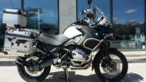 BMW R 1200 GS Adventure Triple Black 2012
