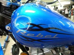 2009 Honda CMX250C Rebel Photo 5 of 7
