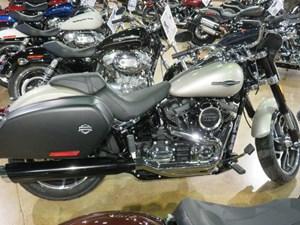 Harley-Davidson Sport Glide™ Silver Fortune 2018