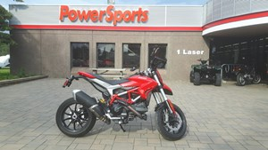 Ducati Hypermotard 939 Red 2016