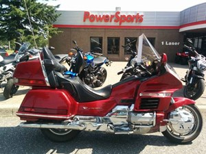 Honda Gold wing 1998