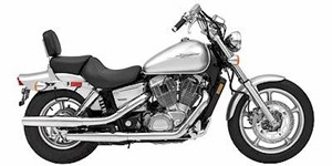 Honda Shadow® Spirit 2007