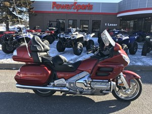 Honda Gold Wing® Audio / Comfort / Navi / XM / 2010