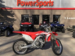 Honda CRF® 450R 2017