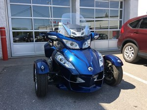 Can-Am Spyder Roadster RT-S 2011