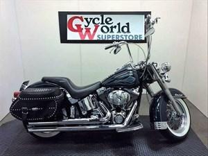 Harley-Davidson FLSTC - Heritage Softail® Classic 2001