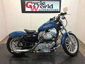 Harley-Davidson XLH Sportster® 883 Hugger® 2001