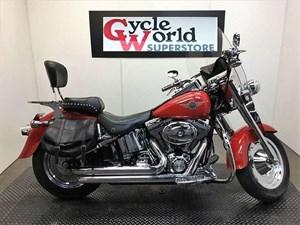 2002 Harley-Davidson FLSTF - Fat Boy®